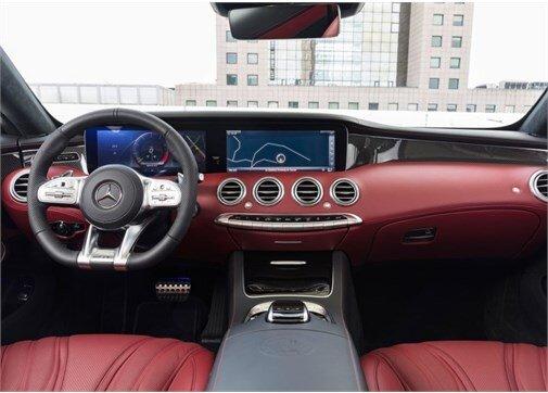 Mercedes-Benz S 63 4Matic  AMG Performans Speedshift MCT