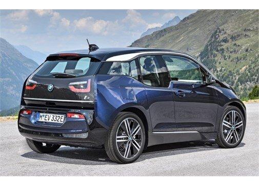 BMW i Serisi i3s 94Ah Suite Otomatik