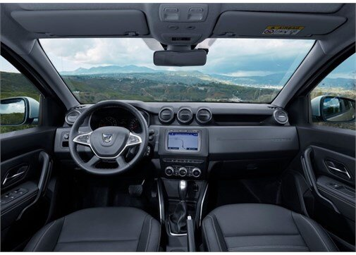 Dacia Duster 1.5 DCI 4x4 Prestige Manuel