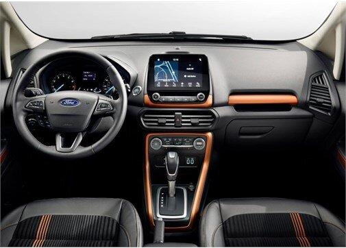 Ford EcoSport 1.0 EcoBoost ST Line Otomatik