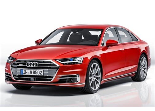 Audi A8 50 TDI Quattro Long  Tiptronic