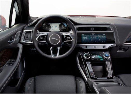 Jaguar I-Pace EV400 90kWh AWD S Otomatik