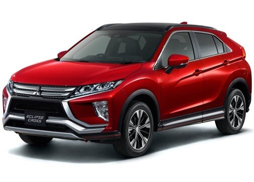 Mitsubishi Eclipse Cross 1.5 MIVEC 4WD Instyle CVT