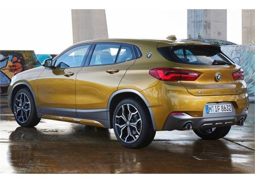 BMW X2 2.0d xDrive M Sport Otomatik