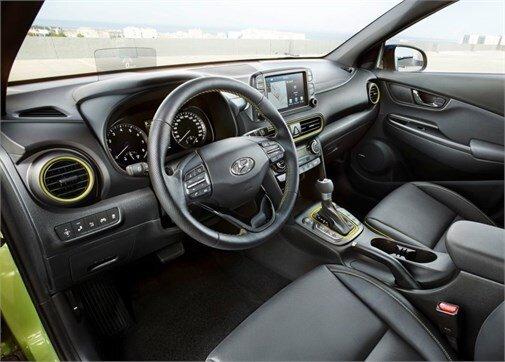 Hyundai Kona 1.6 T-GDI Elite Smart Çift Renk DCT