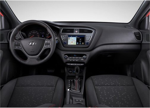Hyundai i20 1.2 MPI Style Panoramik Cam Tavan Manuel