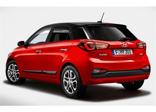 Hyundai i20 1.4 CRDI Style Panoramik Cam Tavan Manuel