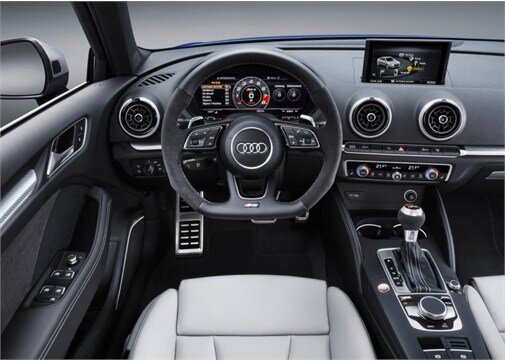Audi RS3 2.5 TFSI Quattro  S-Tronic