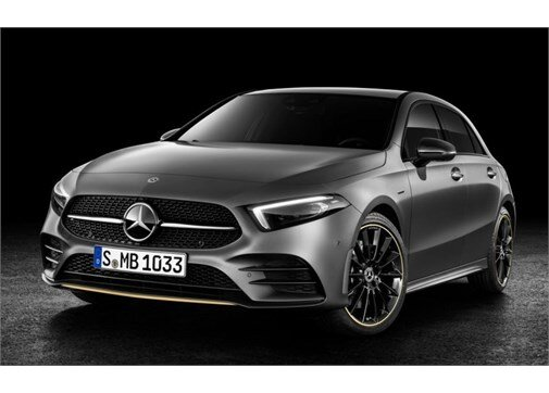 Mercedes-Benz A Serisi 45 S 4Matic+