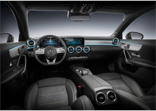 Mercedes-Benz A 200 Style 7G-DCT