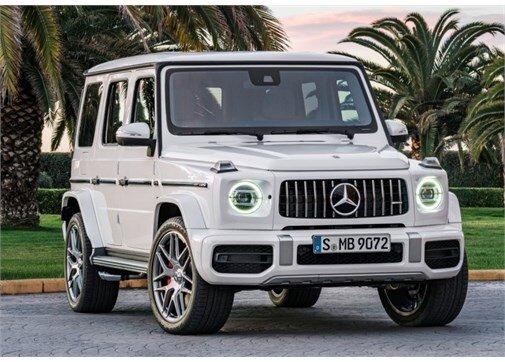 Mercedes-Benz G Serisi 63