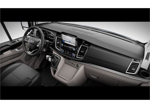 Ford Tourneo Custom 2.0 TDCI EcoBlue 320 L Trend Manuel