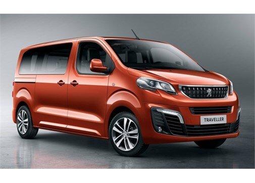 Peugeot Expert Traveller