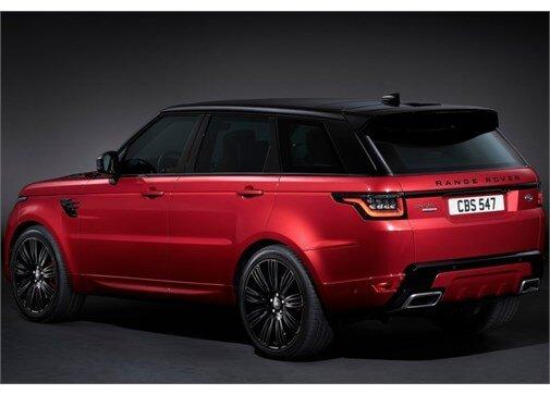 Land Rover Range Rover Sport 2.0 P300 AWD HSE Otomatik