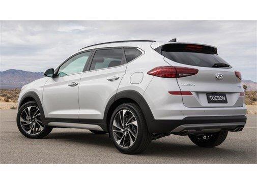 Hyundai Tucson 1.6 CRDI 4x4 Elite Plus DCT