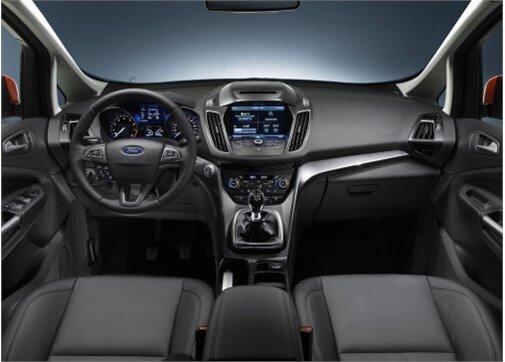 Ford Grand C-Max 1.5 TDCI Titanium Powershift
