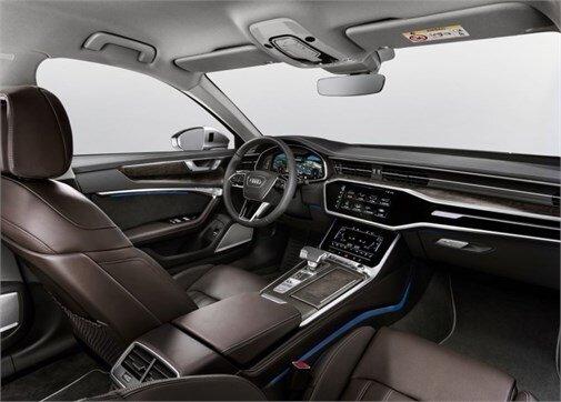 Audi A6 50 TDI Quattro Design Tiptronic