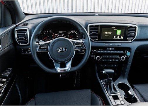Kia Sportage 1.6 CRDI 4x2 Elegance DCT