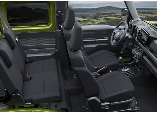 Suzuki Jimny 1.5 4x4 GLX Çift Renk Otomatik