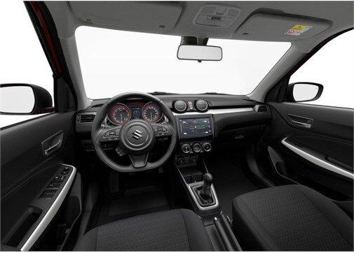 Suzuki Swift 1.2 DualJet GL Manuel