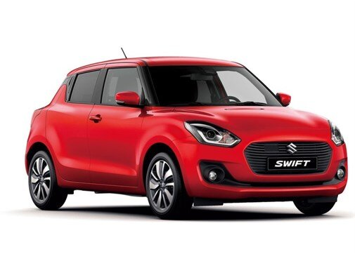 Suzuki Swift 1.2 DualJet GLX Tek Renk Otomatik