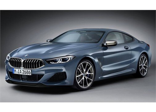 BMW 8 serisi Coupe