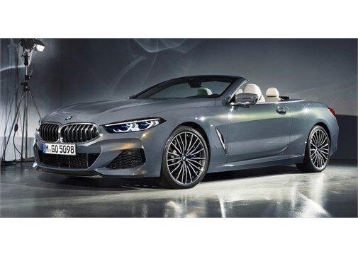 BMW 8 serisi Cabrio