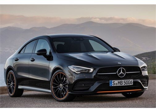 Mercedes-Benz CLA Serisi 45 S 4Matic+