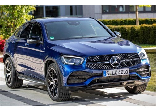 Mercedes-Benz GLC Serisi Coupe