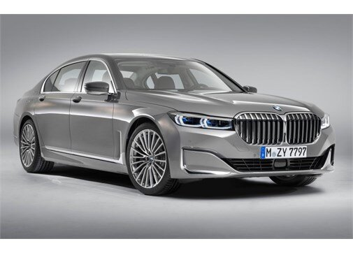 BMW 7 serisi 745e xDrive Long