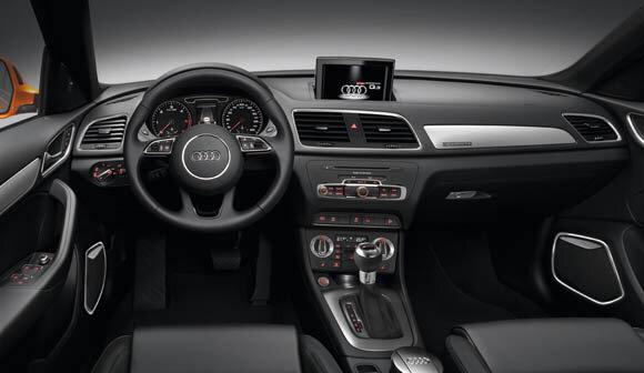 Audi Q3 1.4 TFSI CoD  S-Tronic