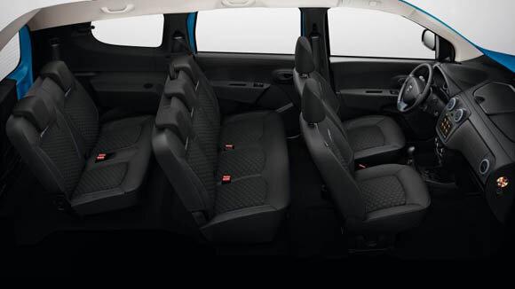 Dacia Lodgy 1.5 DCI (7 Koltuk) Laureate Manuel