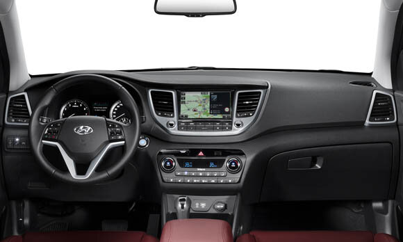 Hyundai Tucson 1.6 T-GDI 4x4 Elite Plus Red Pack DCT