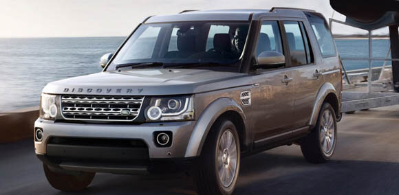 Land Rover Discovery Sport 2.0 TD4 HSE Luxury Otomatik