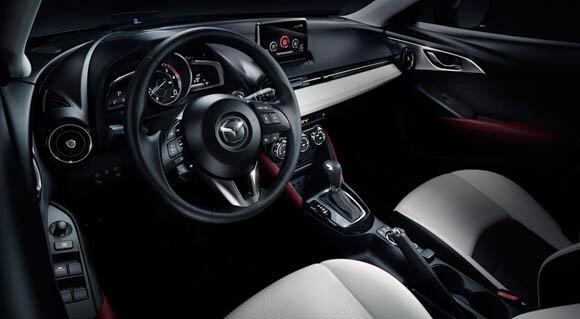 Mazda CX-3 1.5 SKY-D AWD Motion Otomatik