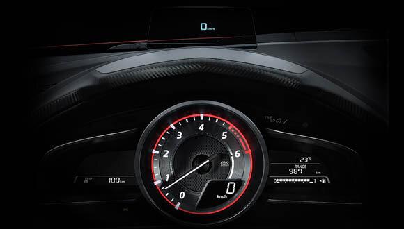 Mazda 3 1.5 SkyActive-G Motion Otomatik