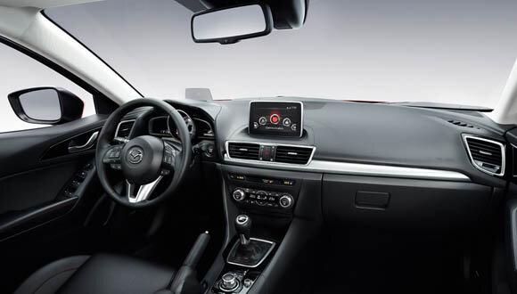 Mazda 3 1.5 SkyActive-G Motion Manuel