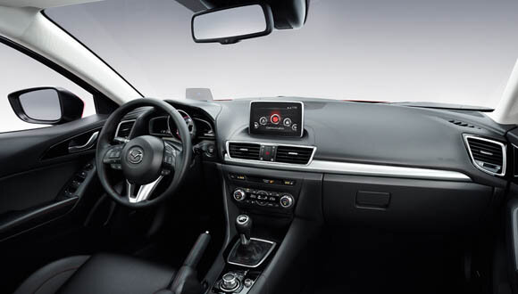 Mazda 3 1.5 SkyActive-G Soul Manuel