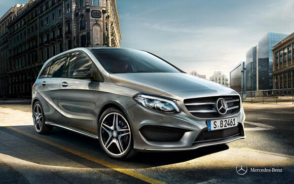 Mercedes-Benz B 180 CDI BlueEFFICIENCY Urban 7G-DCT