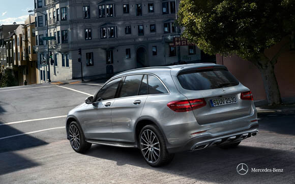 Mercedes-Benz GLC 250 4Matic Exclusive 9G-Tronic