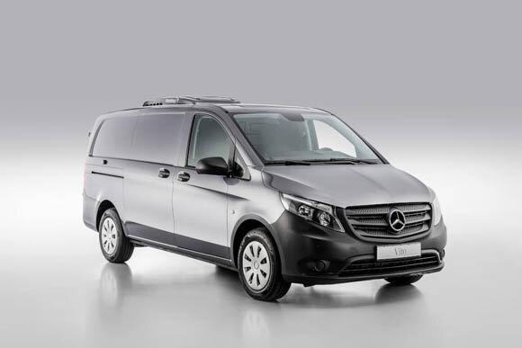 Mercedes-Benz Vito 111 CDI Extra Uzun  Manuel
