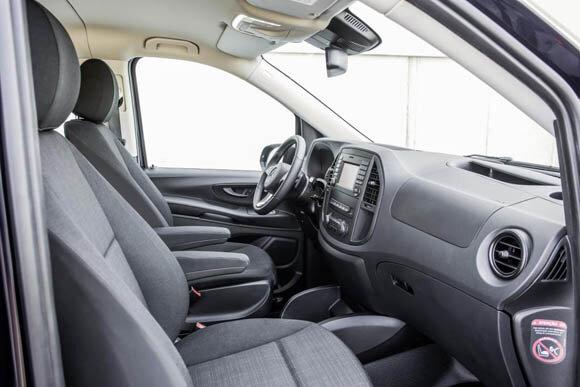 Mercedes-Benz Vito 119 BlueTec Uzun  Otomatik