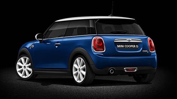 MINI Cooper 1.5 D Türkiye Paketi Otomatik