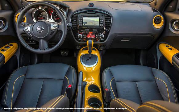 Nissan Juke 1.6 Special Edition CVT