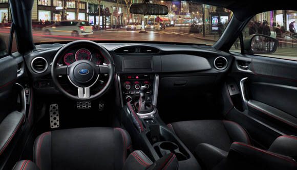 Subaru BRZ 2.0 R Premium Manuel