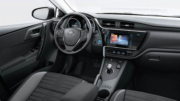Toyota Auris 1.6 Active Multidrive S