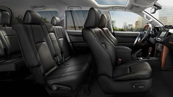 Toyota Land Cruiser Prado 2.8 D-4D  Otomatik