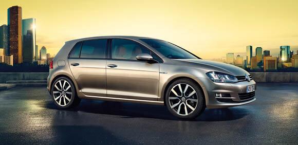 Volkswagen Golf 1.4 TSI BMT Highline DSG