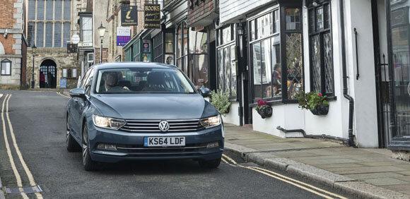 Volkswagen Passat 1.6 TDI BMT Trendline Manuel