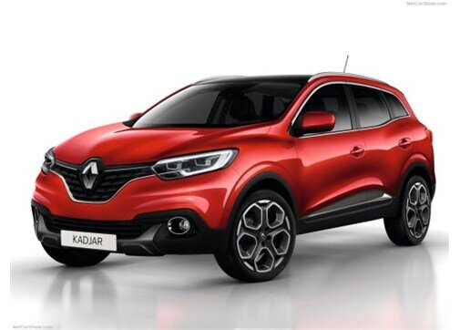 Renault Kadjar 1.2 TCE Touch Roof EDC